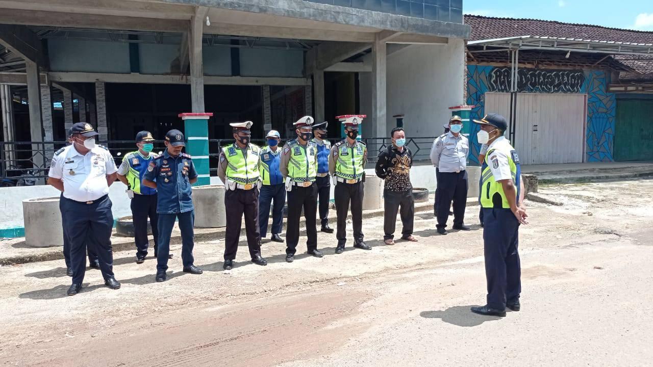 Pemantauan Angkutan Barang dan Orang di wilayah Kabupaten Pringsewu