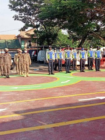 Apel gelar pasukan operasi keselamatan Krakatau 2021