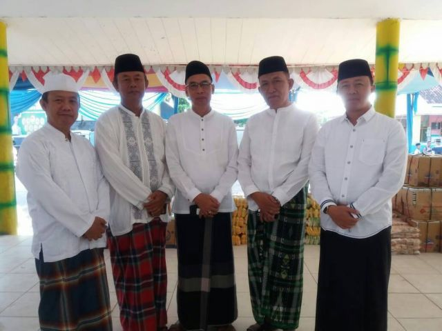 Upacara Hari Santri Nasional dan Kirab Beserta Launching Logo dan Maskot MTQ ke-48 Tingkat Provinsi Lampung