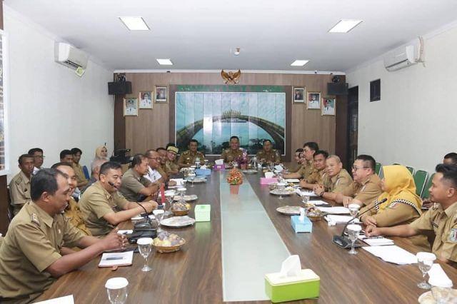 Rapat Persiapan MTQ ke 48 Tingkat Provinsi Lampung