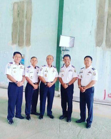 Kunjungan Kerja Dishub Kabupaten Pesawaran