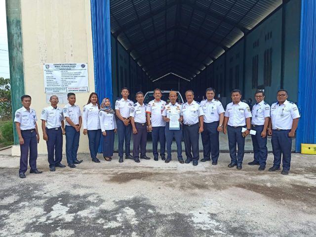 Kemenhub Lakukan Akreditasi Penilaian, Alat Uji Ranmor UPTD-PKB Dishub Kabupaten Pringsewu