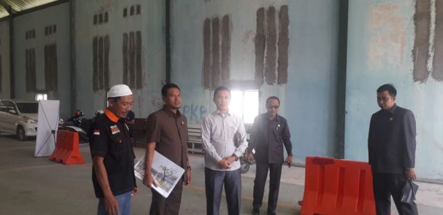 Kunjungan Anggota DPR Pringsewu